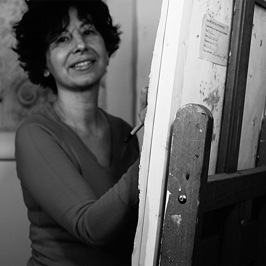 Micaela Delfino Pittrice a Cuneo